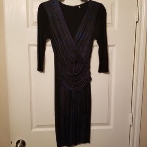 Elie Tahari dress size xs/to super cute